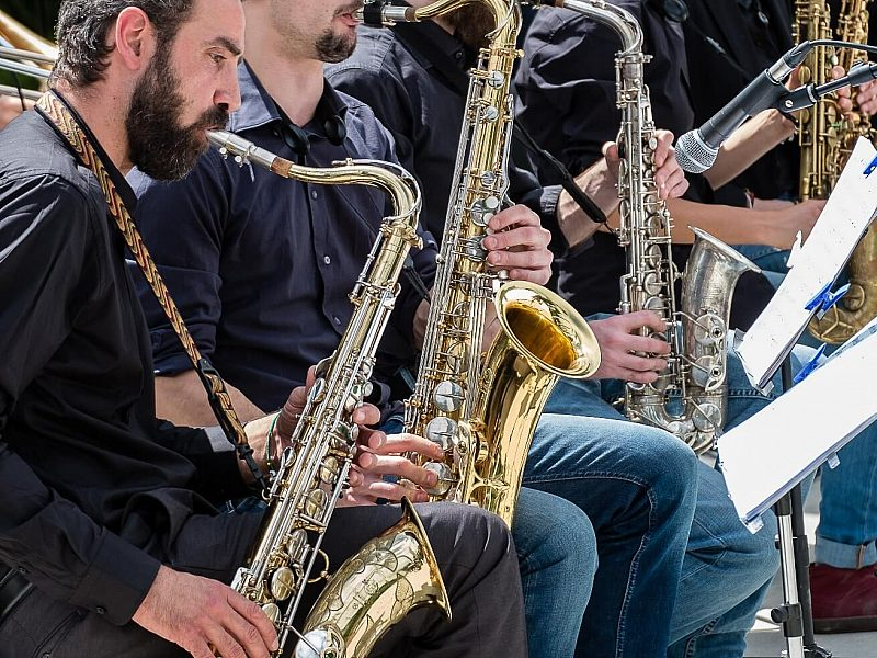 Jazz Sassofoni