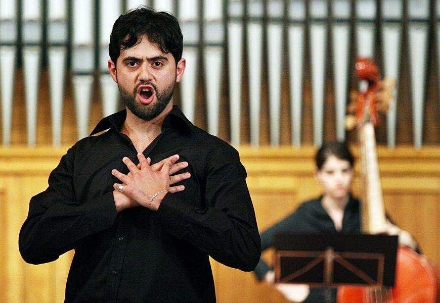 Corso Musica Antica Canto Barocco