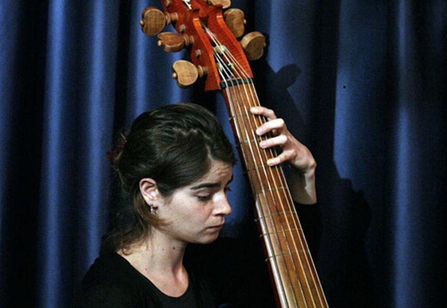 Corso Musica Antica Contrabbasso Antico