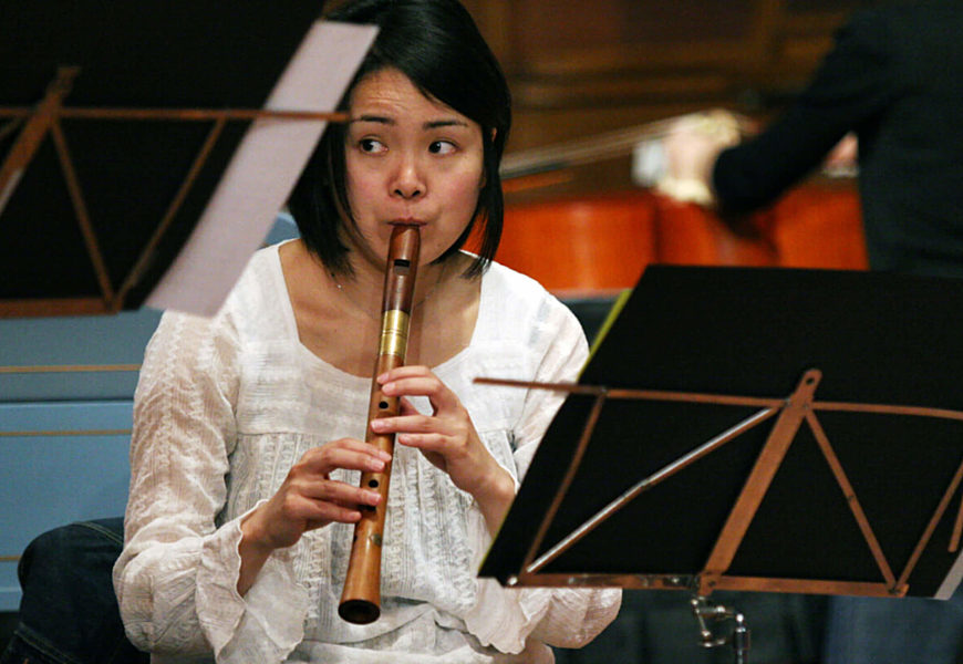 Corso Musica Antica Flauto Dolce