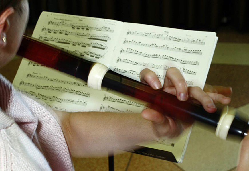 Corso Musica Antica Flauto Traversiere