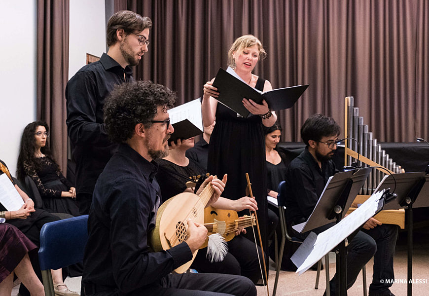 Corso Musica Antica Medioevale