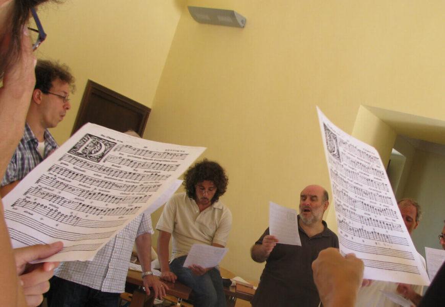 Corso Musica Antica Polifonia Rinascimentale