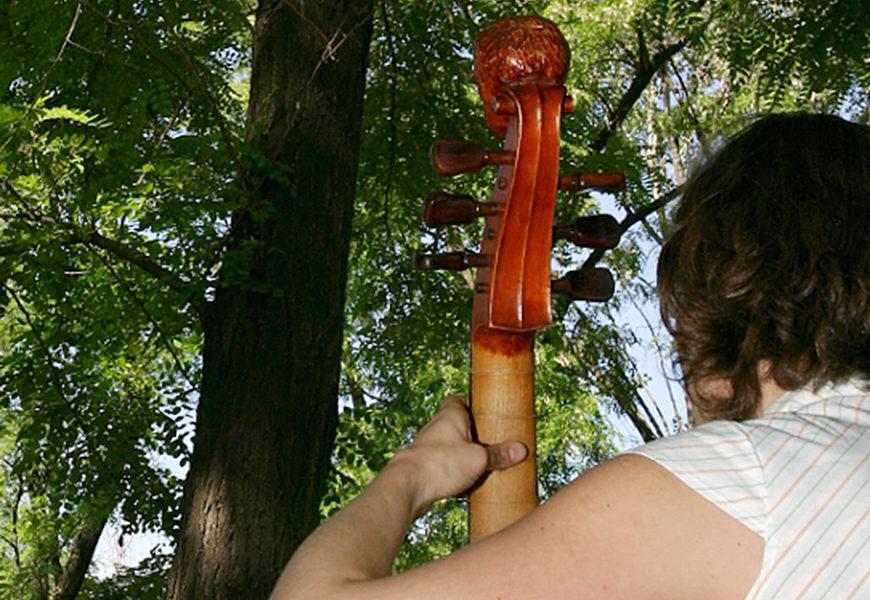Corso Musica Antica Violone