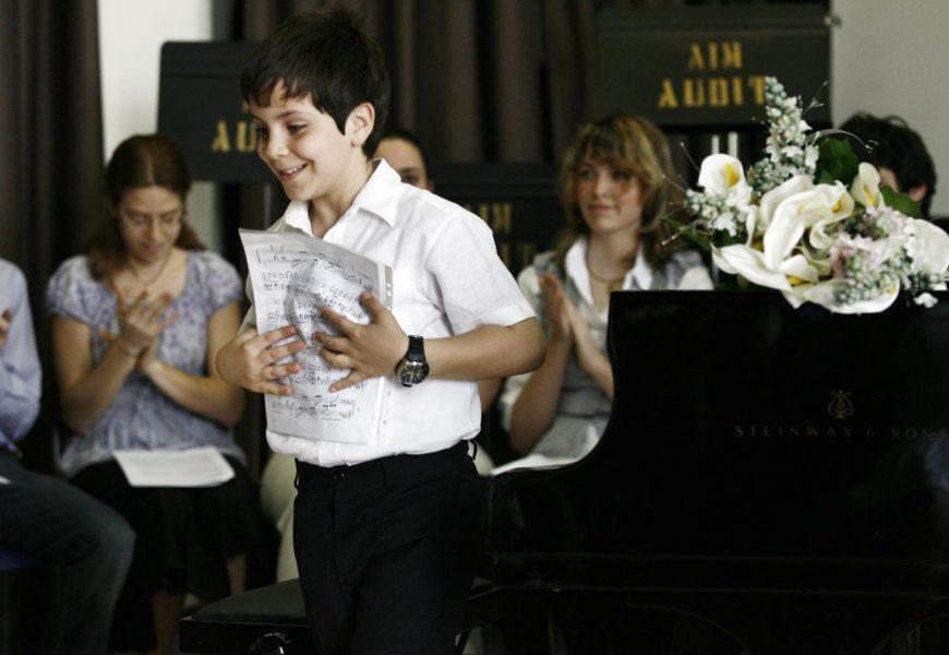 Corso Educazione Musicale