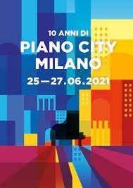Piano City giugno 2021