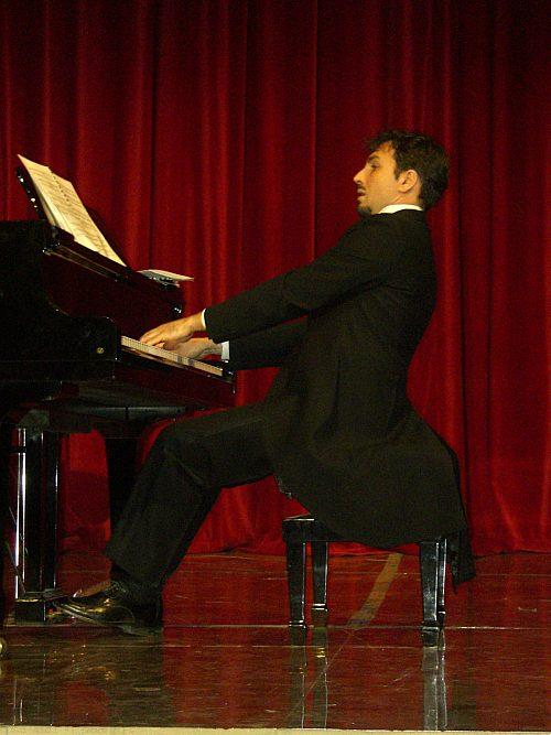 Paolo Gilardi masterclass Civica C Abbado