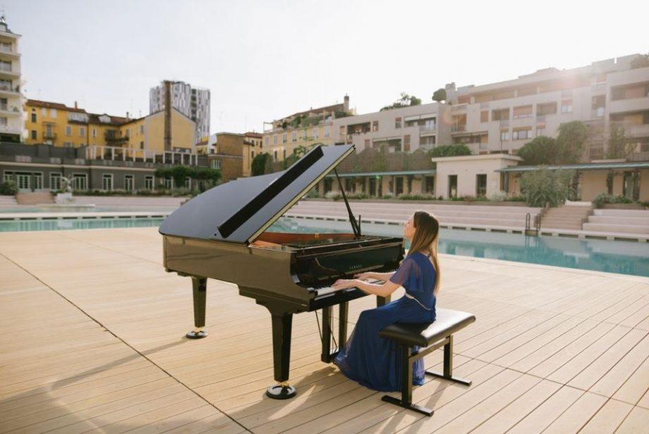 Piano City Milano Preludio 2020 Elisa D Auria ph Federica Cicuttini b 6 2