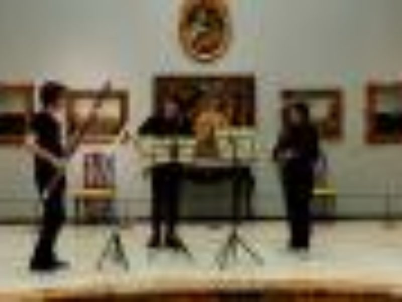 16 Marzo 2017 Brera Musica Con Gli Allievi Della Civica C  Abbado 53