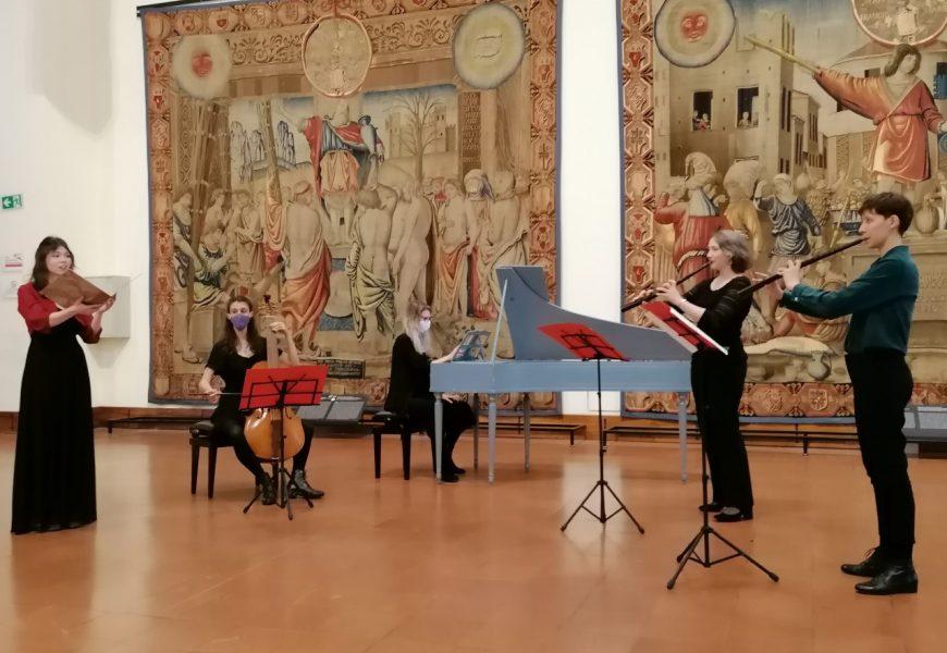 Castello 27 marzo Orchestra Barocca