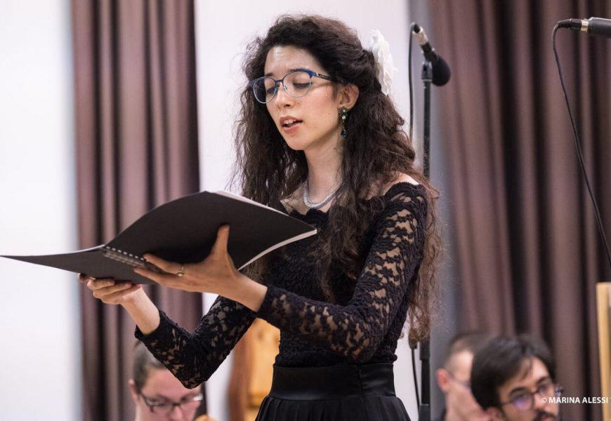 Caterina Chiarcos Musica Antica C  Abbado