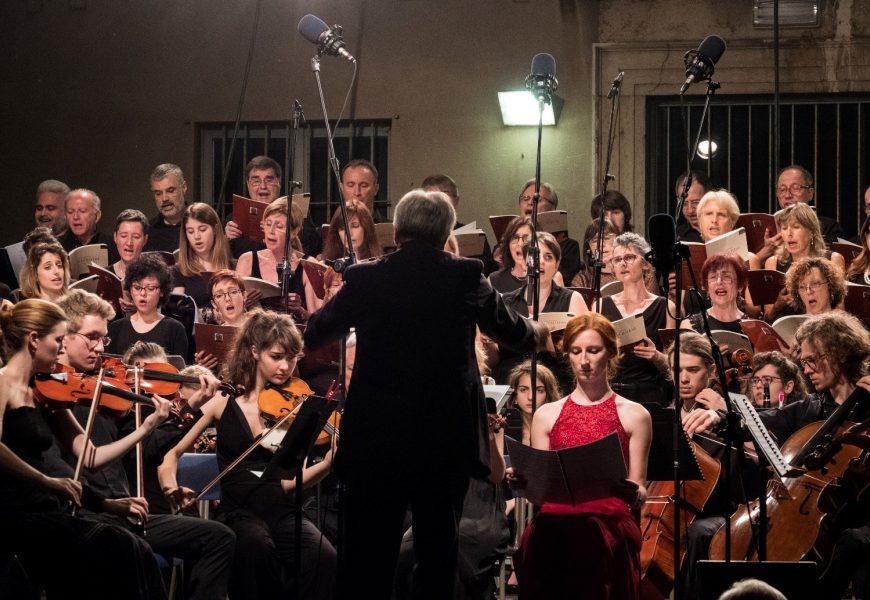 I Civici Cori e Orchestra della Civica C Abbado