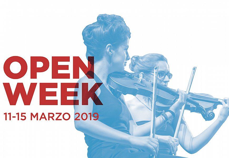 Open Week 2019