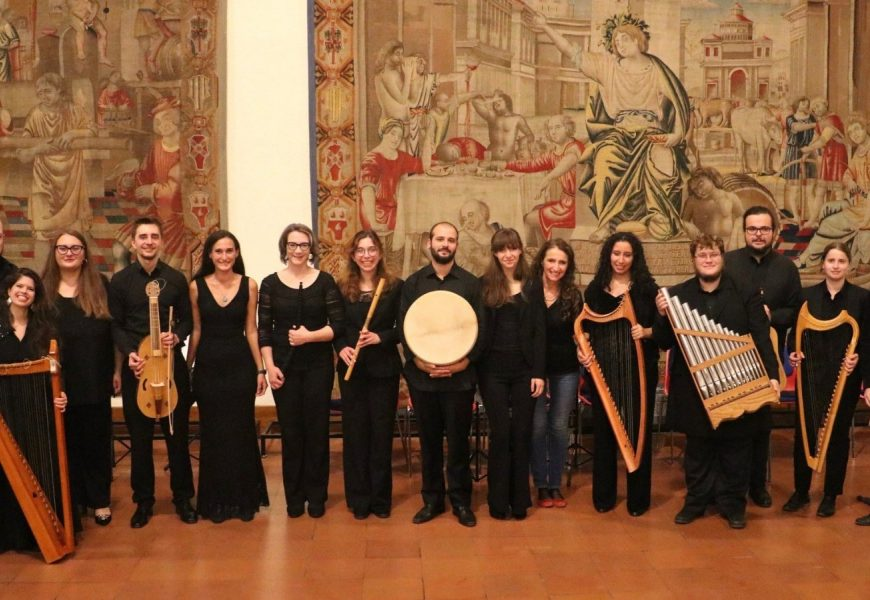Orchestra Medievale ottobre 2021