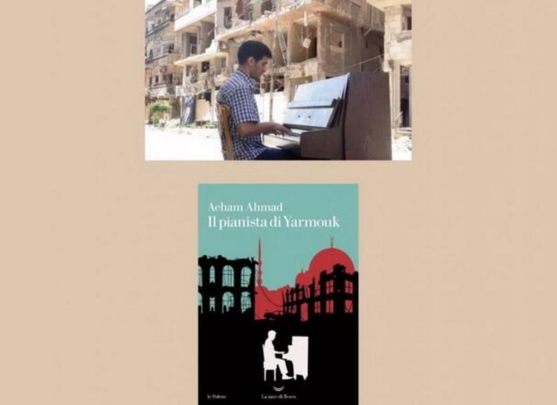 Ahmad Pianista Di Yarmouk