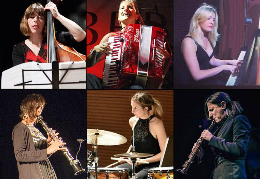 Jazz Donna Marzo 2019