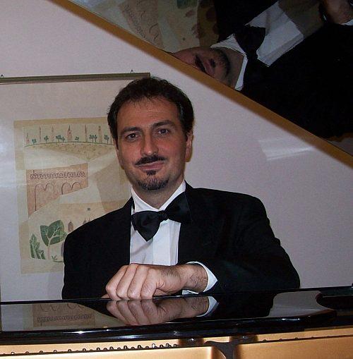 Paolo Gilardi pianoforte