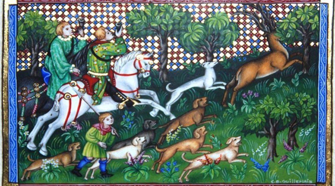 Ensemble musica medievale 16 ottobre caccia al cervo medioevo le livre de chasse 800x445
