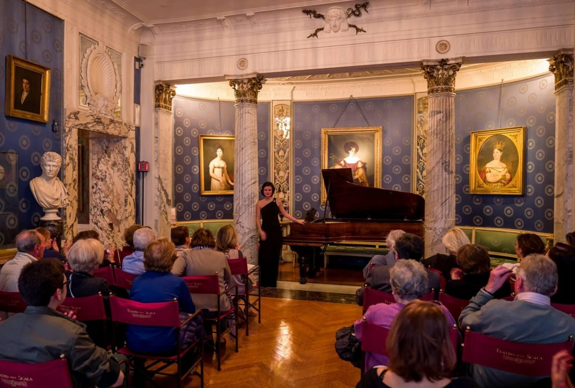 Museo Teatrale Scala 7 Aprile 2016 Talarico Marzano