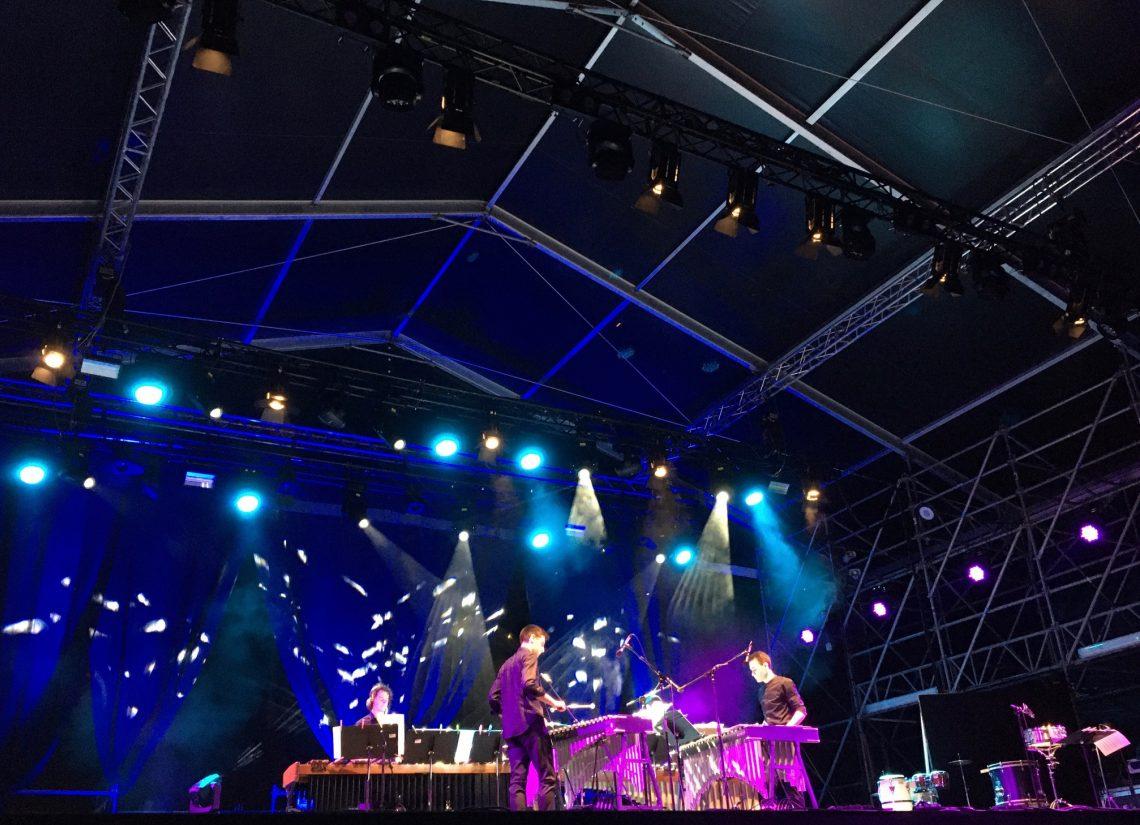 Percussionisti Castello 14 giugno 2021