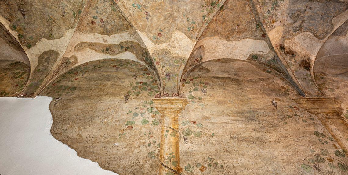 Villa Simonetta affreschi vari Milano 260121 09 Copia