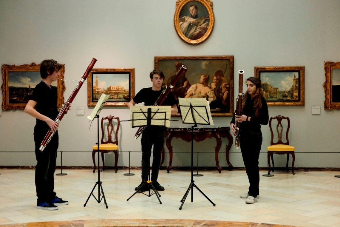 Brera Musica Con Gli Allievi Della Civica C  Abbado 49