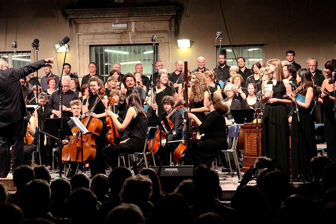 Cori E Orchestra Civica Scuola Di Musica Claudio Abbado   Rid