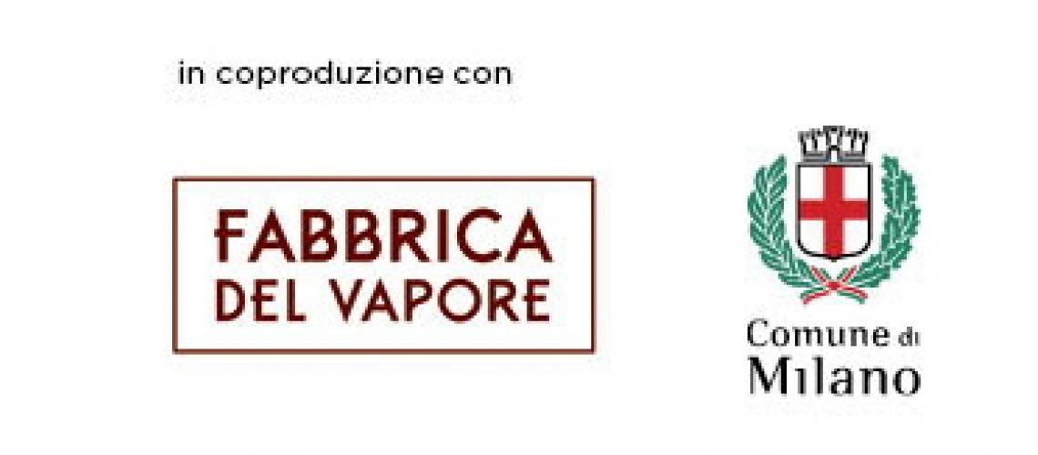 Logo Fabbrica Del Vapore Comune Milano
