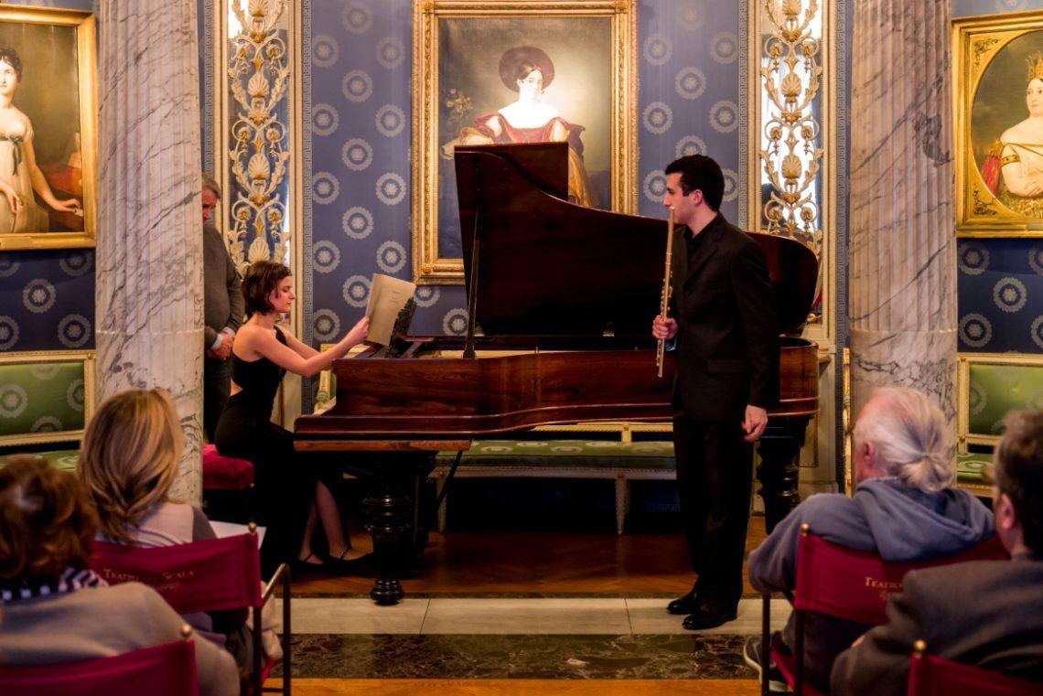 Museo Teatrale Scala   Civica Scuola Di Musica C  Abbado