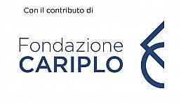 Logo FONDAZIONE CARIPLO con il contributo