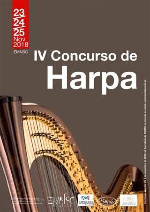 Iv Edizione Del Concurso De Harpa