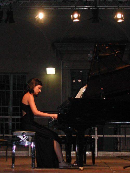 Elena Talarico Civica Abbado Museo Scala 23 Marzo 2015