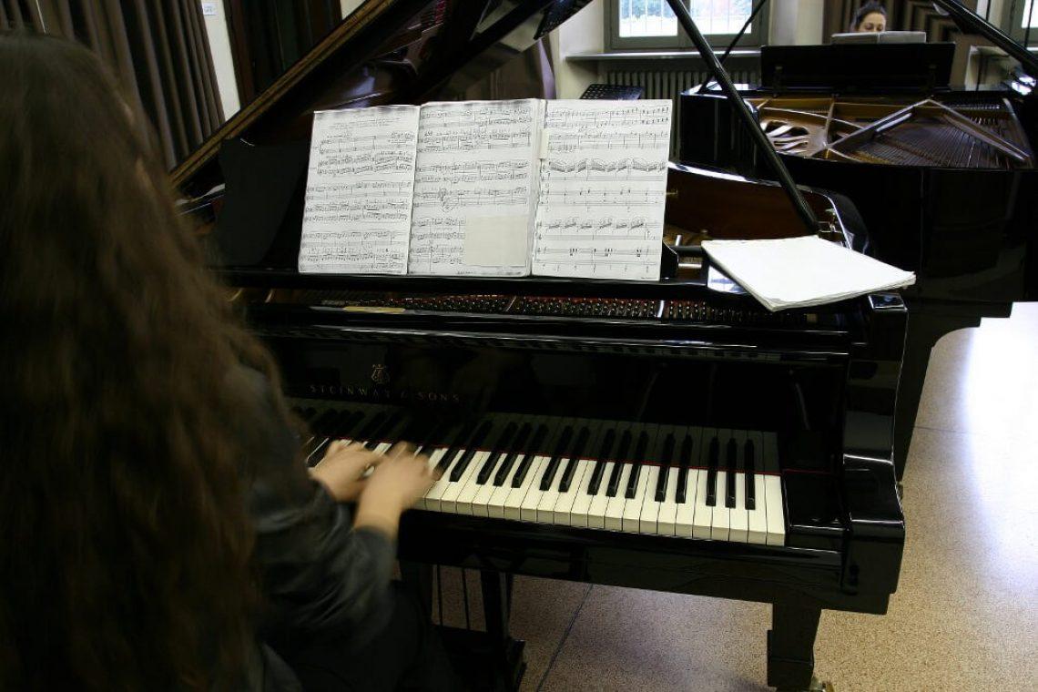 Pianoforte Rid